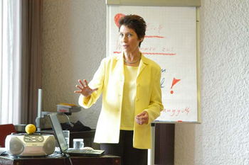 Train the Trainer: mit Veronika Langguth
