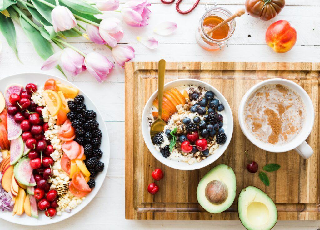 Ernährung Vielfalt Bunt Gesundheit