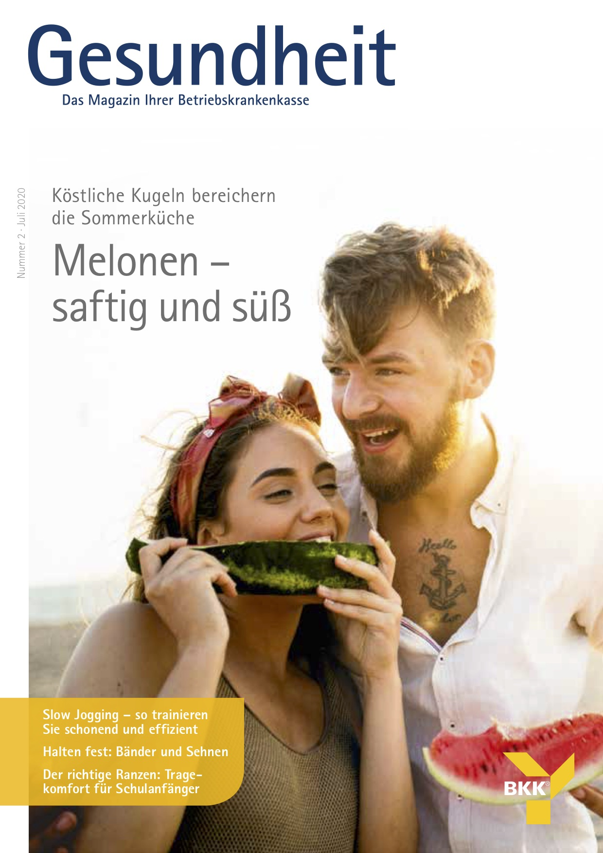Buchtipp im Magazin GESUNDHEIT der BKK Pfalz